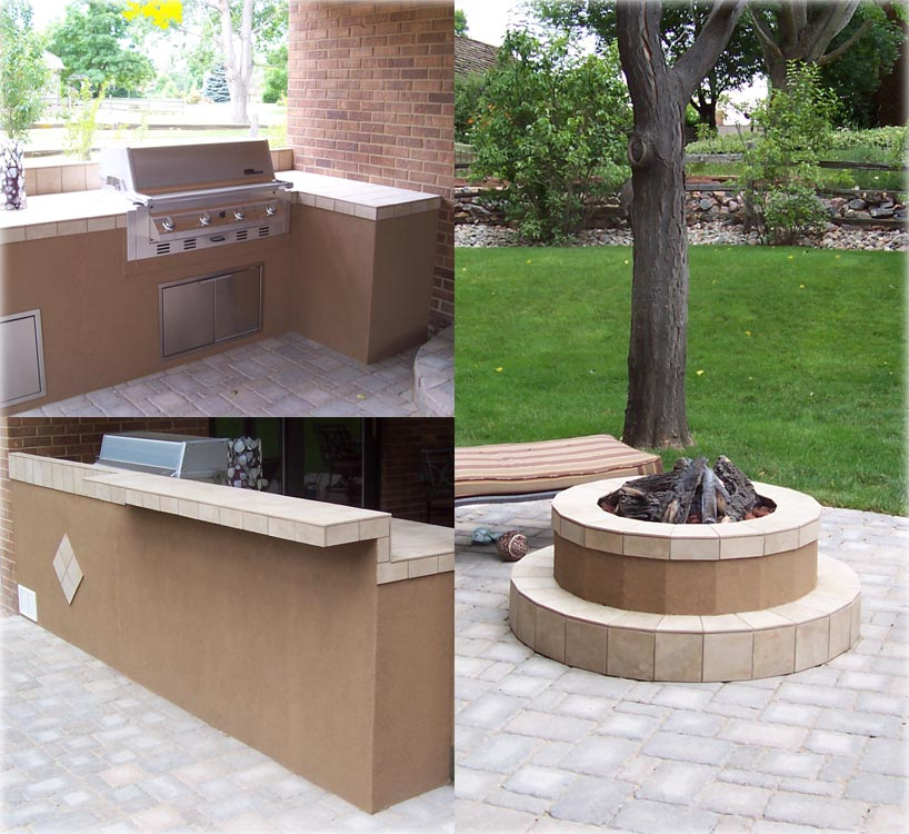 Image Result For How To Build A Outdoor Fire Pit Grilla